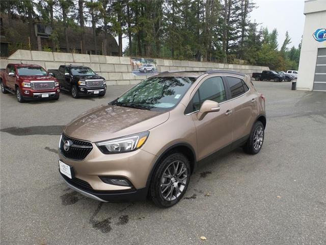 2019 Buick Encore Sport Touring (Stk: 19-031) in Salmon Arm - Image 1 of 27