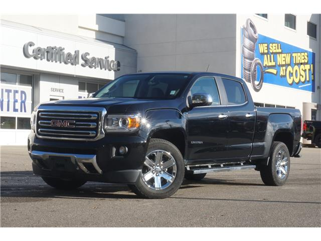 2018 GMC Canyon SLT (Stk: 19-430A) in Salmon Arm - Image 1 of 16