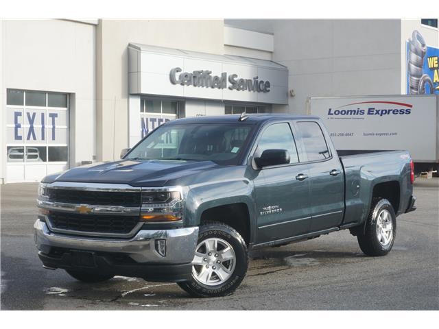 2017 Chevrolet Silverado 1500 1LT (Stk: 19-437A) in Salmon Arm - Image 1 of 17