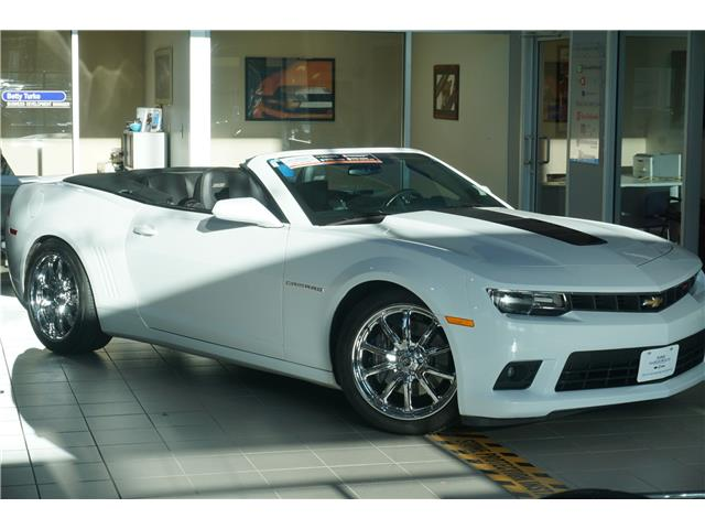 2015 Chevrolet Camaro SS (Stk: 19-111A) in Salmon Arm - Image 1 of 21