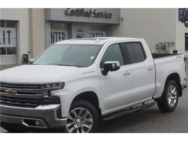 2020 Chevrolet Silverado 1500 LTZ (Stk: 20-014) in Salmon Arm - Image 1 of 25