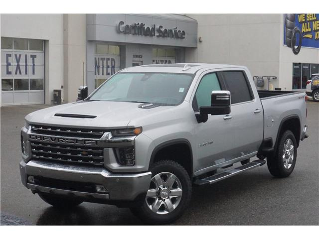 2020 Chevrolet Silverado 3500HD LTZ (Stk: 20-016) in Salmon Arm - Image 1 of 13