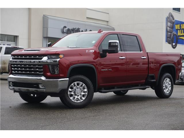 2020 Chevrolet Silverado 3500HD LTZ (Stk: 20-019) in Salmon Arm - Image 1 of 17
