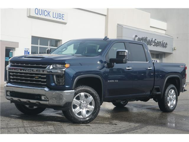 2020 Chevrolet Silverado 3500HD LTZ (Stk: 20-028) in Salmon Arm - Image 1 of 21