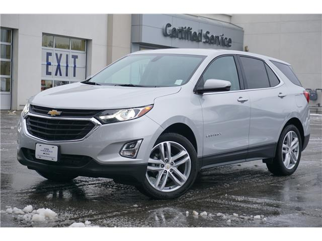 2018 Chevrolet Equinox 1LT (Stk: 19-418A) in Salmon Arm - Image 1 of 17