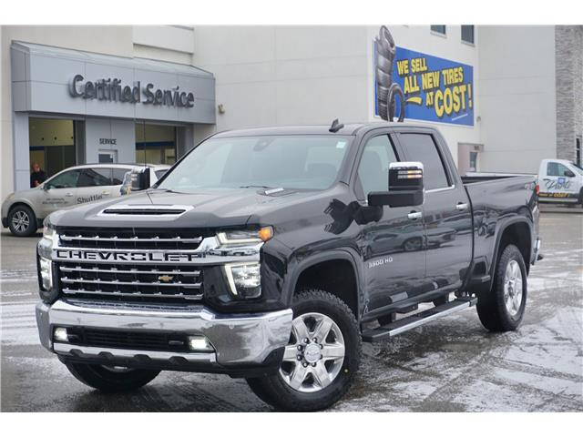 2020 Chevrolet Silverado 3500HD LTZ (Stk: 20-035) in Salmon Arm - Image 1 of 28