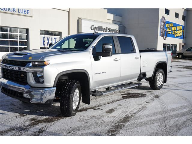 2020 Chevrolet Silverado 3500HD LT (Stk: 20-045) in Salmon Arm - Image 1 of 21
