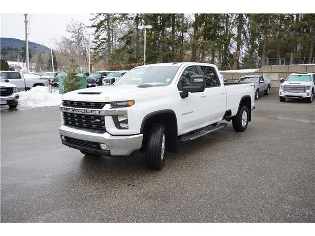 2020 Chevrolet Silverado 3500HD LT (Stk: 20-047) in Salmon Arm - Image 1 of 27