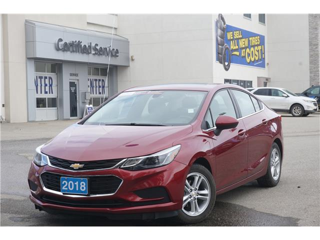 2018 Chevrolet Cruze LT Auto (Stk: 19-164A) in Salmon Arm - Image 1 of 25
