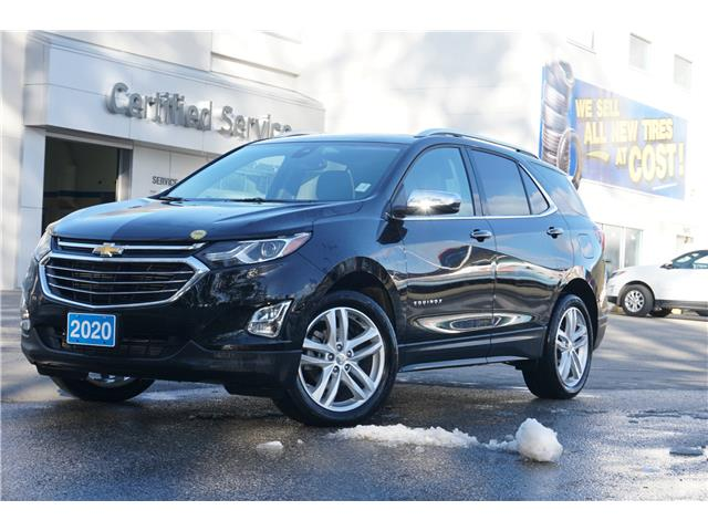 2020 Chevrolet Equinox Premier (Stk: P3539) in Salmon Arm - Image 1 of 15