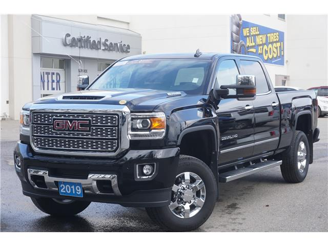 2019 GMC Sierra 3500HD Denali (Stk: P3540) in Salmon Arm - Image 1 of 17