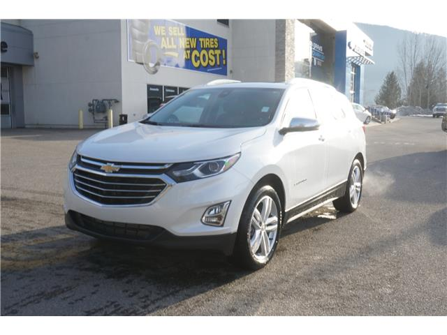 2020 Chevrolet Equinox Premier (Stk: 20-096) in Salmon Arm - Image 1 of 20