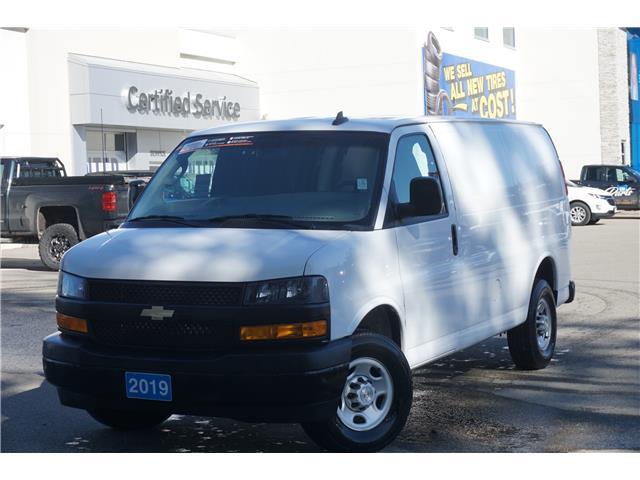 2019 Chevrolet Express 2500 Work Van (Stk: P3542) in Salmon Arm - Image 1 of 17