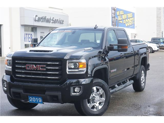 2019 GMC Sierra 3500HD SLT (Stk: P3550) in Salmon Arm - Image 1 of 26
