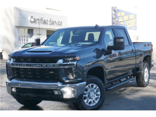 2020 Chevrolet Silverado 3500HD LT (Stk: 20-098) in Salmon Arm - Image 1 of 23