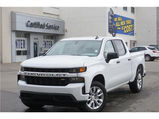 2020 Chevrolet Silverado 1500 Silverado Custom (Stk: 20-104) in Salmon Arm - Image 1 of 20