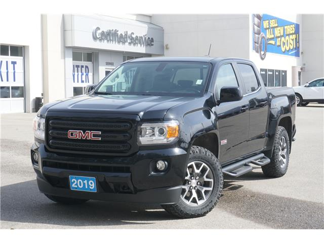 2019 GMC Canyon All Terrain w/Leather (Stk: P3551) in Salmon Arm - Image 1 of 25