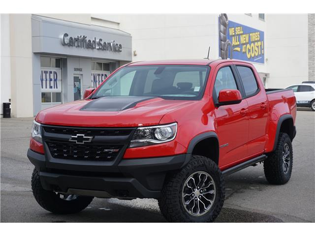 2020 Chevrolet Colorado ZR2 (Stk: 20-077) in Salmon Arm - Image 1 of 25
