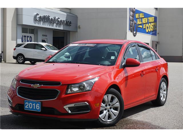 2016 Chevrolet Cruze Limited 1LT (Stk: 20-156A) in Salmon Arm - Image 1 of 24