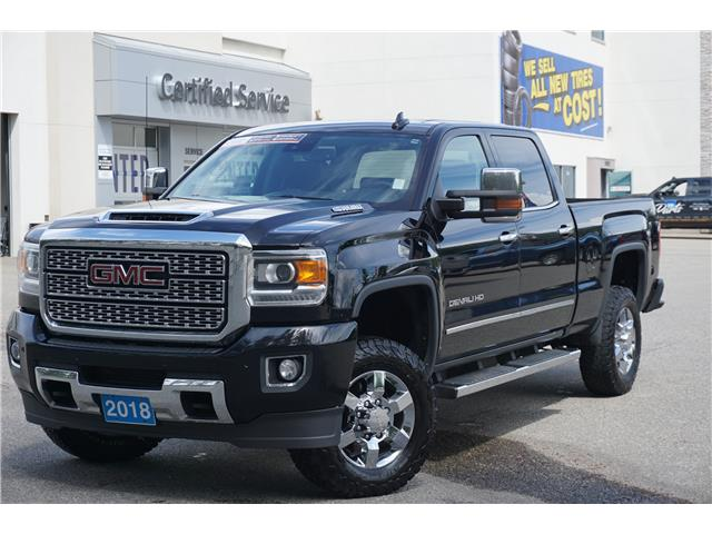2018 GMC Sierra 3500HD Denali (Stk: 20-154A) in Salmon Arm - Image 1 of 27
