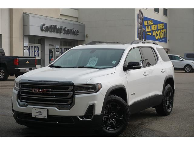 2020 GMC Acadia AT4 (Stk: 20-193) in Salmon Arm - Image 1 of 27