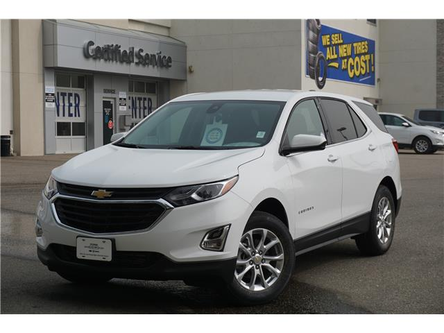 2020 Chevrolet Equinox LT (Stk: 20-196) in Salmon Arm - Image 1 of 22