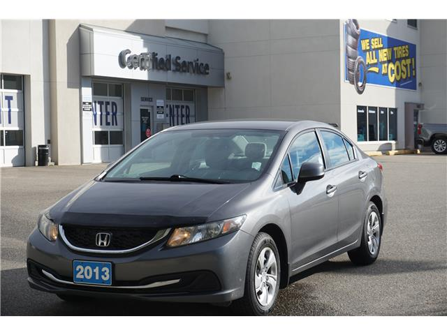 2013 Honda Civic LX (Stk: P3594B) in Salmon Arm - Image 1 of 23