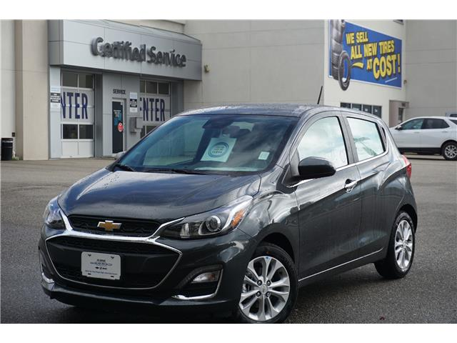 2021 Chevrolet Spark 2LT CVT (Stk: 21-015) in Salmon Arm - Image 1 of 22