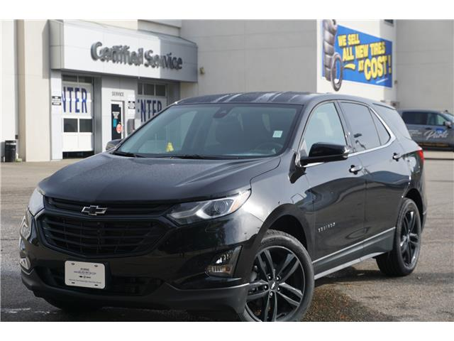 2020 Chevrolet Equinox LT (Stk: 20-240) in Salmon Arm - Image 1 of 23