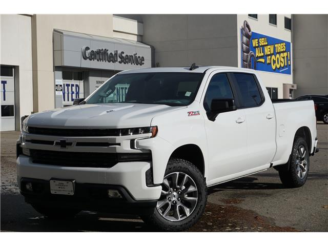 2021 Chevrolet Silverado 1500 RST (Stk: 21-021) in Salmon Arm - Image 1 of 28