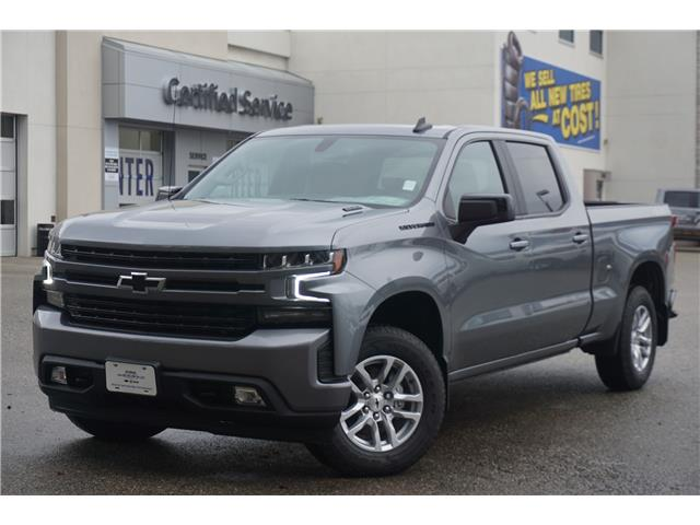 2021 Chevrolet Silverado 1500 RST (Stk: 21-034) in Salmon Arm - Image 1 of 27