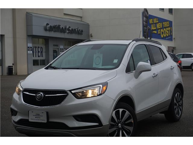 2021 Buick Encore Preferred (Stk: 21-058) in Salmon Arm - Image 1 of 24