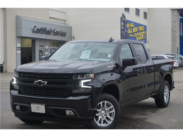 2021 Chevrolet Silverado 1500 RST (Stk: 21-037) in Salmon Arm - Image 1 of 27