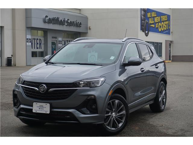 2021 Buick Encore GX Select (Stk: 21-062) in Salmon Arm - Image 1 of 24