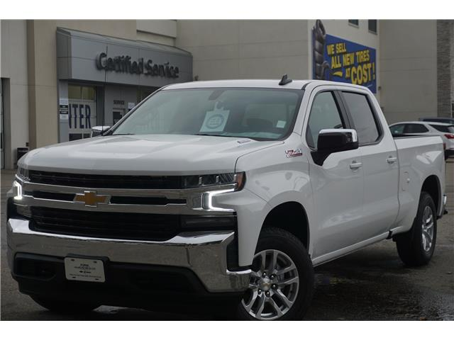 2021 Chevrolet Silverado 1500 LT (Stk: 21-026) in Salmon Arm - Image 1 of 26