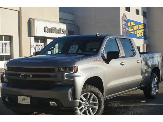 2021 Chevrolet Silverado 1500 RST (Stk: 21-039) in Salmon Arm - Image 1 of 25
