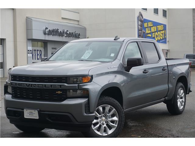 2021 Chevrolet Silverado 1500 Silverado Custom (Stk: 21-052) in Salmon Arm - Image 1 of 20