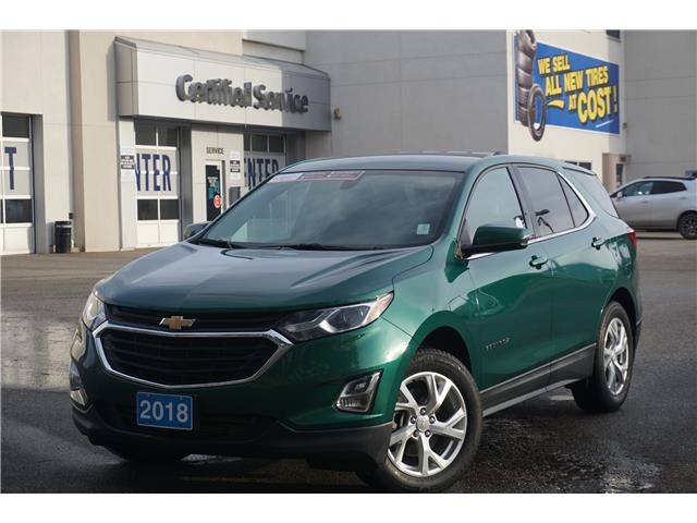 2018 Chevrolet Equinox LT (Stk: P3629) in Salmon Arm - Image 1 of 23