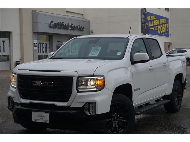 2021 GMC Canyon Elevation (Stk: 21-103) in Salmon Arm - Image 1 of 24