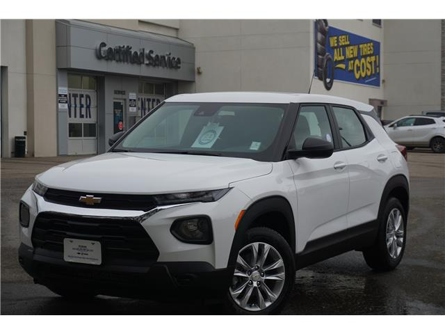 2021 Chevrolet TrailBlazer LS (Stk: 21-104) in Salmon Arm - Image 1 of 22