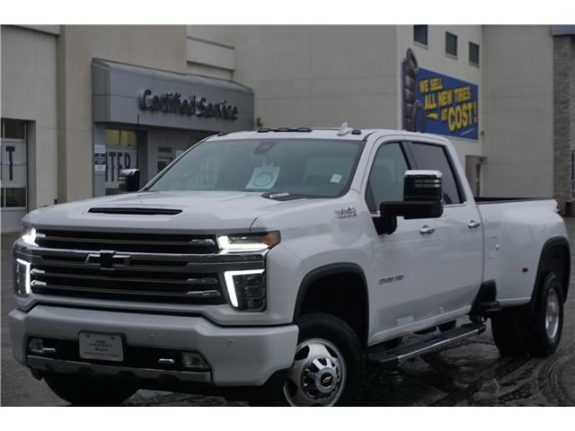 2021 Chevrolet Silverado 3500HD High Country (Stk: 21-075) in Salmon Arm - Image 1 of 29