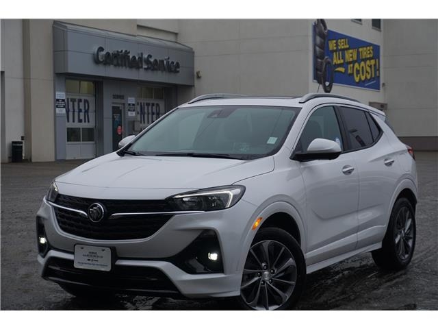 2021 Buick Encore GX Select (Stk: 21-091) in Salmon Arm - Image 1 of 26