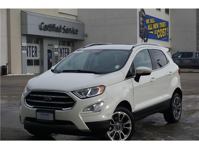 2020 Ford EcoSport Titanium (Stk: P3634) in Salmon Arm - Image 1 of 24