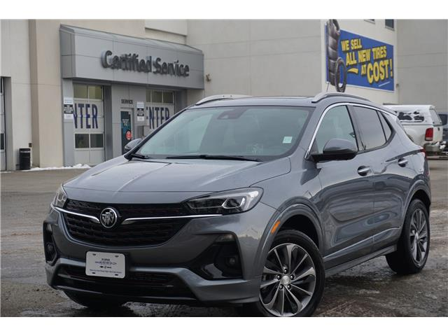2021 Buick Encore GX Essence (Stk: 21-097) in Salmon Arm - Image 1 of 26