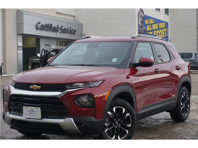 2021 Chevrolet TrailBlazer LT (Stk: 21-109) in Salmon Arm - Image 1 of 25