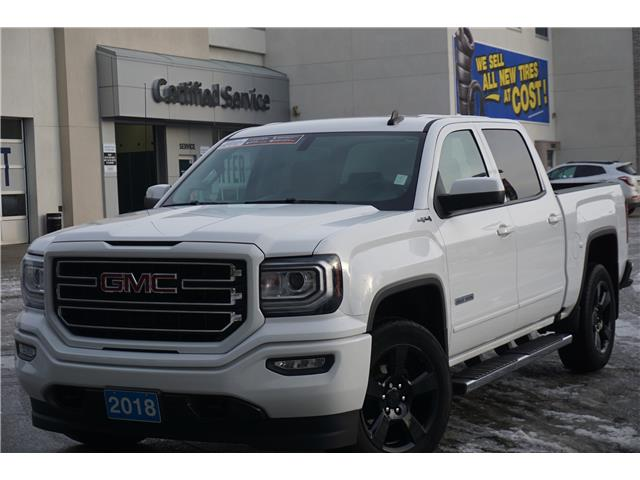 2018 GMC Sierra 1500 SLE (Stk: 20-255A) in Salmon Arm - Image 1 of 25
