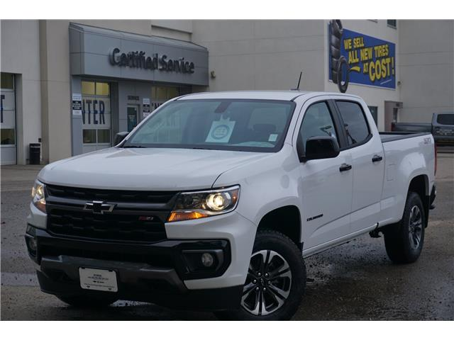 2021 Chevrolet Colorado Z71 (Stk: 21-108) in Salmon Arm - Image 1 of 23