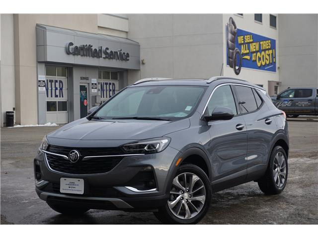 2021 Buick Encore GX Essence (Stk: 21-096) in Salmon Arm - Image 1 of 25