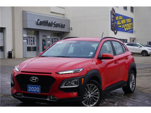 2020 Hyundai Kona 2.0L Preferred (Stk: P3647) in Salmon Arm - Image 1 of 7