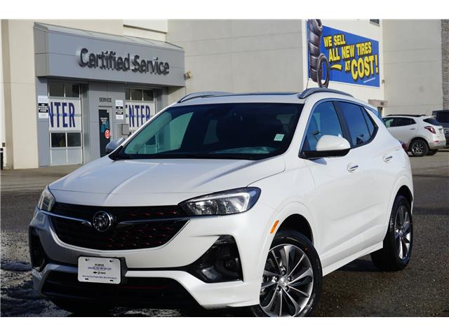 2021 Buick Encore GX Select (Stk: 21-127) in Salmon Arm - Image 1 of 25